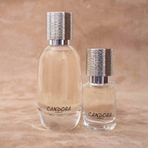 Set of sprays 50 and 15ml of Candora customized fragrance